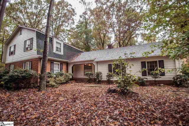 301 Holly Tree Lane, Simpsonville, SC 29681 (#1380145) :: Hamilton & Co. of Keller Williams Greenville Upstate