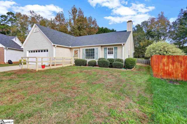 18 Black Oak Court, Simpsonville, SC 29680 (#1380148) :: Hamilton & Co. of Keller Williams Greenville Upstate