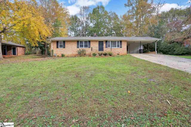 216 Richmond Drive, Greenville, SC 29617 (#1380159) :: The Toates Team