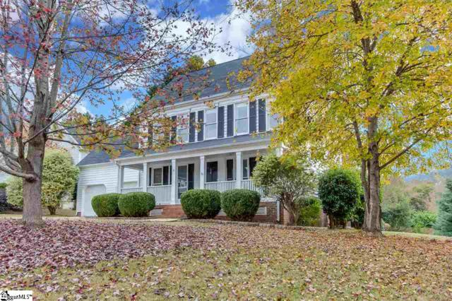 119 Keswick Trail, Simpsonville, SC 29681 (#1380193) :: Connie Rice and Partners