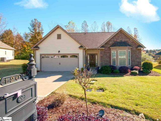 120 Stone Cottage Drive, Anderson, SC 29621 (#1380216) :: Coldwell Banker Caine
