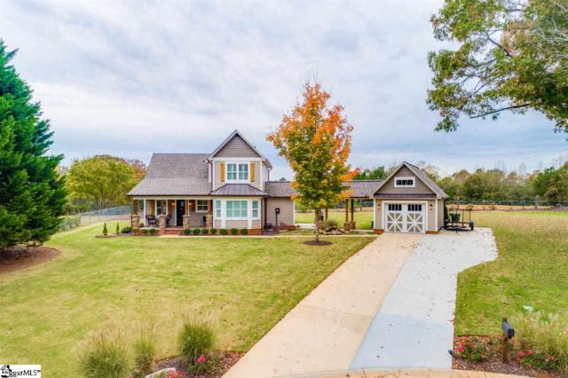 145 High Meadows Lane, Greer, SC 29651 (#1380238) :: J. Michael Manley Team