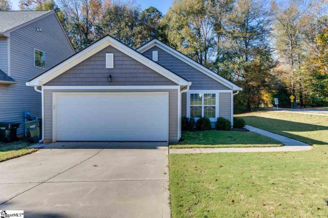 2 Parkwalk Drive, Greer, SC 29650 (#1380284) :: Hamilton & Co. of Keller Williams Greenville Upstate