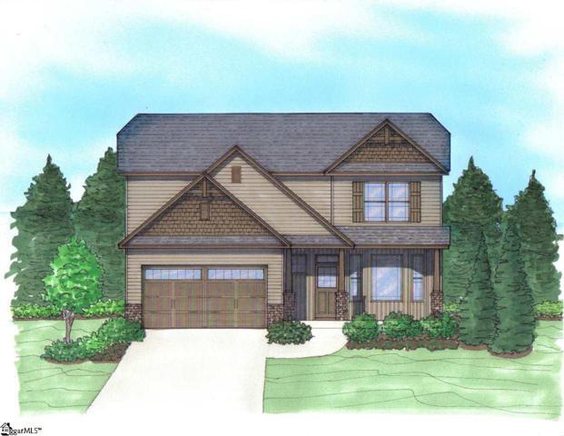 437 Kensrowe Drive Lot 25, Boiling Springs, SC 29316 (#1380317) :: Hamilton & Co. of Keller Williams Greenville Upstate