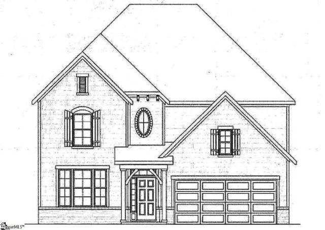 621 Waymeet Drive, Greer, SC 29651 (#1380336) :: Hamilton & Co. of Keller Williams Greenville Upstate