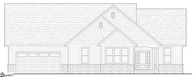 119 Avis Lee Park, Greer, SC 29651 (#1380381) :: Hamilton & Co. of Keller Williams Greenville Upstate