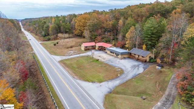 4515 Sc Highway 11, Pickens, SC 29671 (#1380426) :: Coldwell Banker Caine