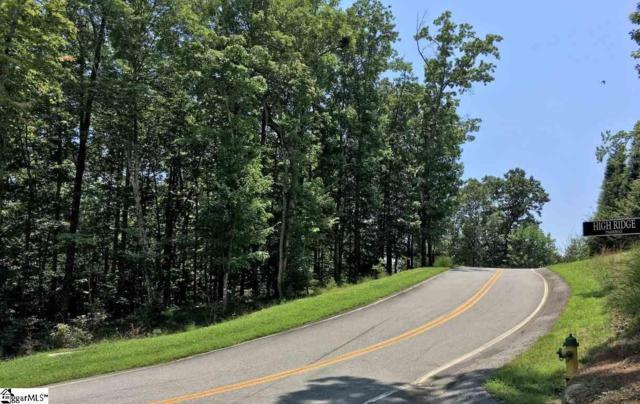 821 Highridge Parkway, Marietta, SC 29661 (#1380529) :: Hamilton & Co. of Keller Williams Greenville Upstate