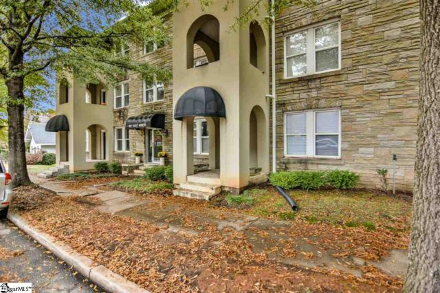 801 E North Street Unit 5, Greenville, SC 29601 (#1380589) :: The Toates Team