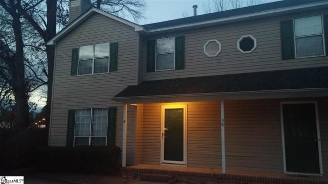 38A Huntsfield Drive, Greenville, SC 29607 (#1380602) :: Hamilton & Co. of Keller Williams Greenville Upstate