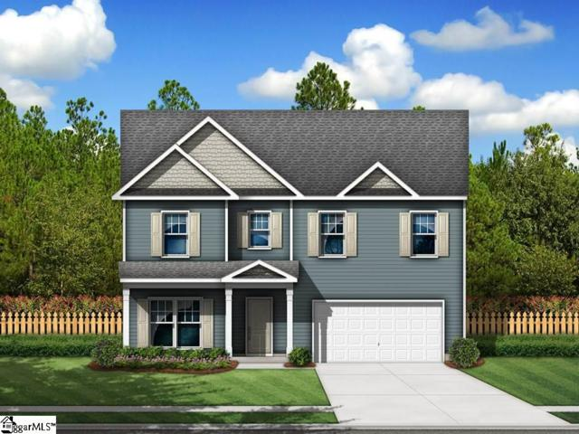 508 Rome Court Lot 43, Greer, SC 29651 (#1380647) :: RE/MAX RESULTS