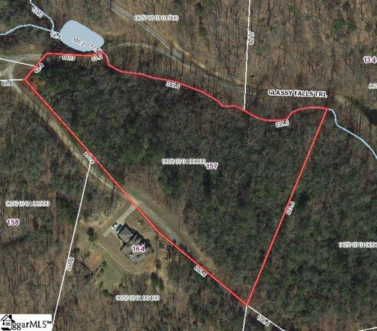 157 & 165 Glassy Falls Trail, Travelers Rest, SC 29690 (#1380679) :: RE/MAX RESULTS