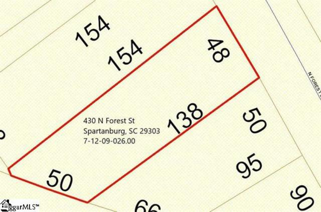 430 N Forest Street, Spartanburg, SC 29303 (#1380816) :: Connie Rice and Partners