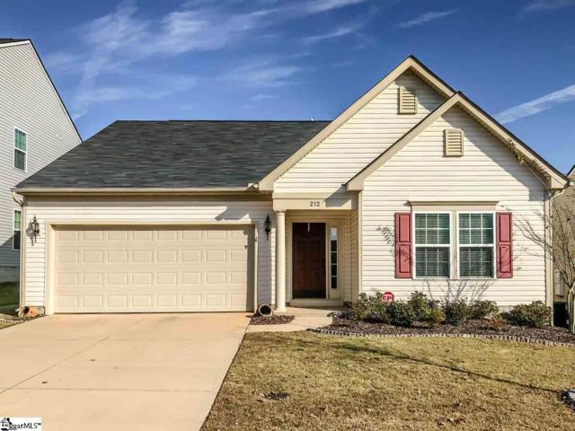 212 Mercer Drive, Simpsonville, SC 29681 (#1380857) :: The Haro Group of Keller Williams