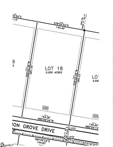 229 Plantation Grove Drive, Roebuck, SC 29376 (#1380905) :: Mossy Oak Properties Land and Luxury