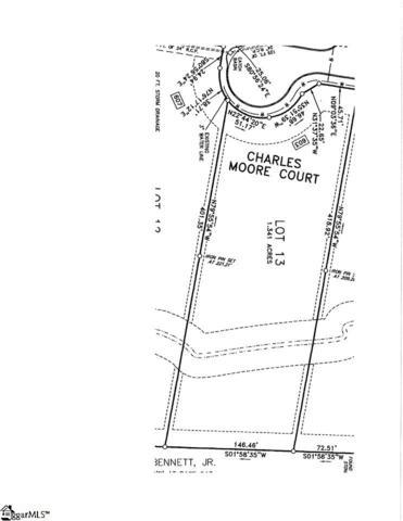 603 Charles Moore Court, Roebuck, SC 29376 (MLS #1380914) :: Resource Realty Group
