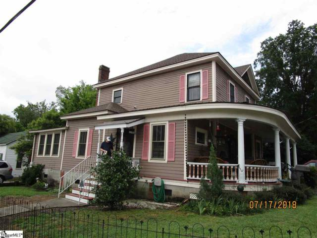 201 Pinckney Street, abbeville, SC 29620 (#1380997) :: Hamilton & Co. of Keller Williams Greenville Upstate