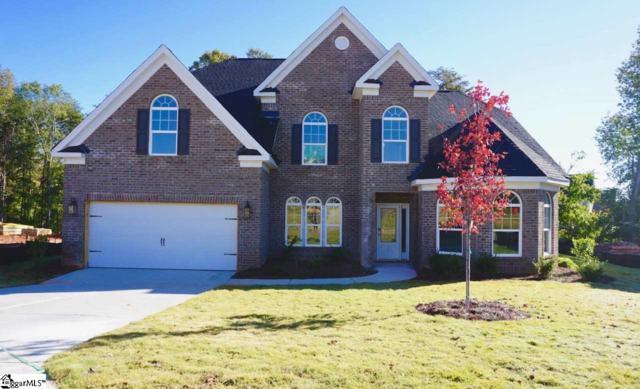 491 Gorham Drive Homesite 422, Boiling Springs, SC 29316 (#1381007) :: Hamilton & Co. of Keller Williams Greenville Upstate