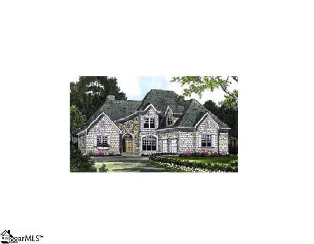 104 Garden Gate Trail Lot 7, Marietta, SC 29661 (#1381053) :: J. Michael Manley Team