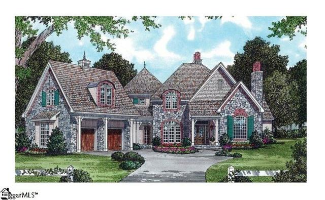 123 Garden Gate Trail Lot 13, Marietta, SC 29661 (#1381055) :: J. Michael Manley Team