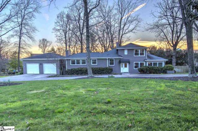 119 Blue Ridge Drive, Greer, SC 29651 (#1381082) :: J. Michael Manley Team