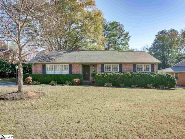 313 Dupre Drive, Spartanburg, SC 29307 (#1381186) :: Coldwell Banker Caine