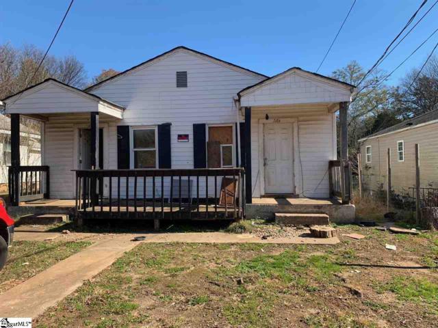 116 Mcdade Street, Greenville, SC 29611 (#1381217) :: Hamilton & Co. of Keller Williams Greenville Upstate