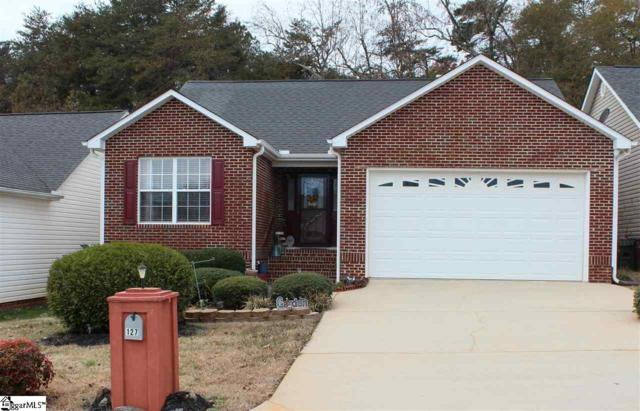 127 Cosmos Lane, Greer, SC 29651 (#1381276) :: The Toates Team