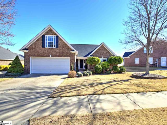 610 Ashley Commons Court, Greer, SC 29651 (#1381283) :: Hamilton & Co. of Keller Williams Greenville Upstate