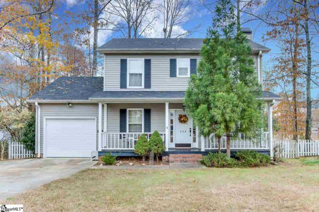 208 Charmar Way, Taylors, SC 29687 (#1381285) :: The Toates Team