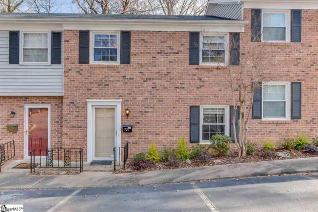 815 Edwards Road Unit 72C, Greenville, SC 29615 (#1381530) :: Connie Rice and Partners