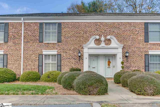 803 Edwards Road Unit 16, Greenville, SC 29615 (#1381532) :: The Haro Group of Keller Williams