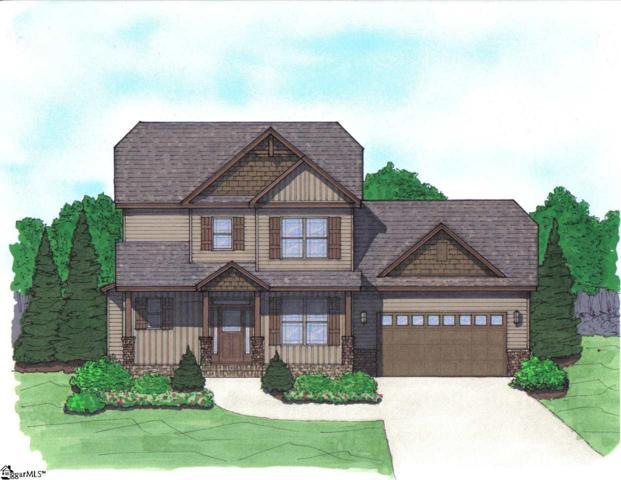 7 Ryders Way Lot 43, Taylors, SC 29687 (#1381554) :: Hamilton & Co. of Keller Williams Greenville Upstate