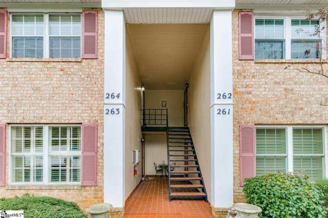 925 Cleveland Street Unit 264, Greenville, SC 29607 (#1381722) :: Connie Rice and Partners