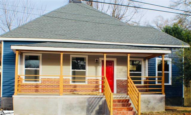 213 Mill Street, Woodruff, SC 29388 (#1381792) :: Hamilton & Co. of Keller Williams Greenville Upstate
