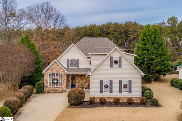3 Meadow Springs Lane, Greer, SC 29650 (#1381823) :: The Toates Team