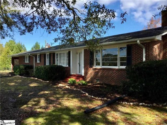 2318 Flat Rock Road, abbeville, SC 29620 (#1381840) :: The Toates Team