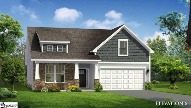 109 Quail Creek Drive Home Site 6, Greer, SC 29650 (#1381874) :: Hamilton & Co. of Keller Williams Greenville Upstate