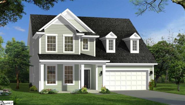119 Quail Creek Drive Home Site 11, Greer, SC 29651 (#1381880) :: Hamilton & Co. of Keller Williams Greenville Upstate