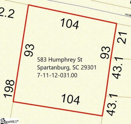 583 Humphrey Street, Spartanburg, SC 29301 (#1382167) :: The Toates Team