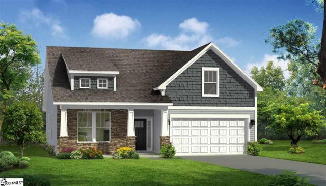 121 Quail Creek Drive Homesite 12, Greer, SC 29651 (#1382187) :: The Robby Brady Team