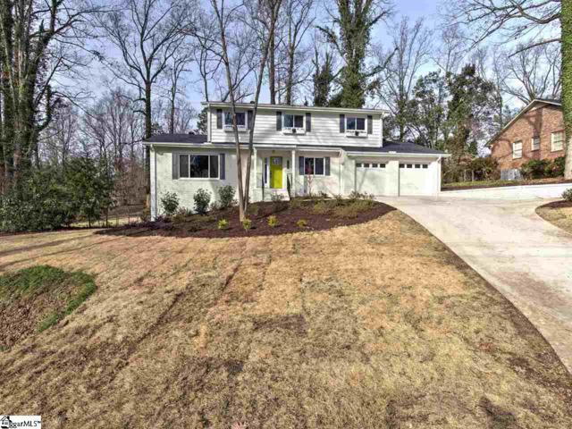 309 Bridgewater Drive, Greenville, SC 29615 (#1382323) :: The Toates Team
