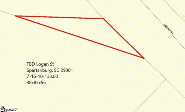 00 Logan Street, Spartanburg, SC 29301 (#1382444) :: Hamilton & Co. of Keller Williams Greenville Upstate