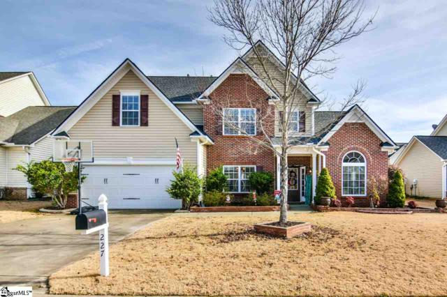 227 Heathermoor Way, Simpsonville, SC 29680 (#1382548) :: Hamilton & Co. of Keller Williams Greenville Upstate