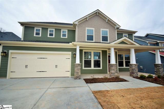205 Coronet Lane Homesite 2, Taylors, SC 29687 (#1382554) :: Hamilton & Co. of Keller Williams Greenville Upstate