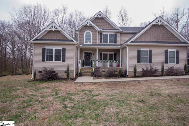 116 Faye Circle, Easley, SC 29640 (#1382904) :: Hamilton & Co. of Keller Williams Greenville Upstate