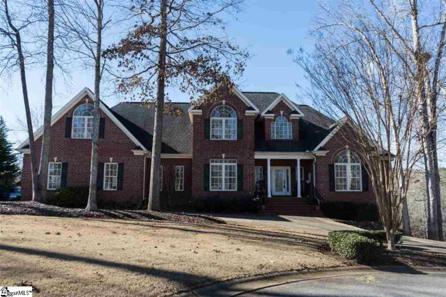 871 E Heathland Drive, Inman, SC 29349 (#1382968) :: Hamilton & Co. of Keller Williams Greenville Upstate
