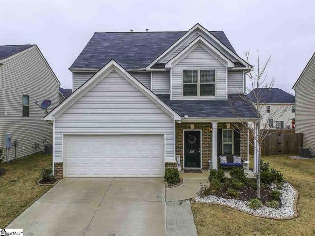 323 Barrett Chase Drive, Simpsonville, SC 29680 (#1383058) :: The Toates Team