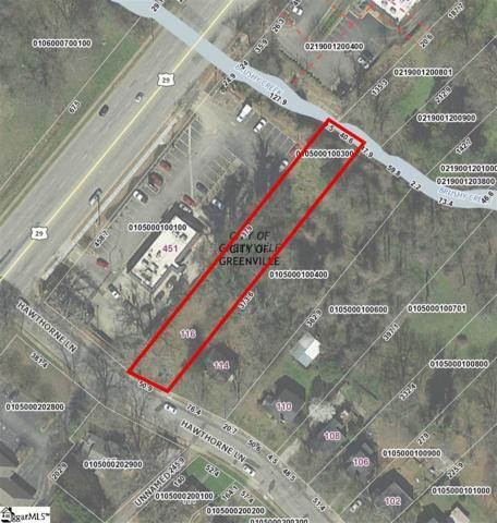 116 Hawthorne Lane, Greenville, SC 29605 (#1383258) :: The Toates Team