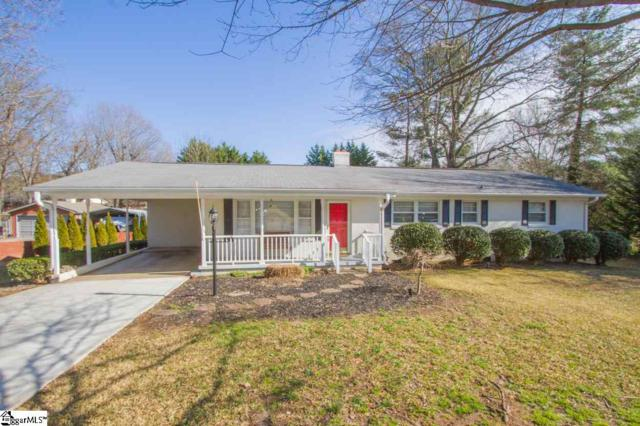 115 Northway Drive, Easley, SC 29642 (#1383280) :: Hamilton & Co. of Keller Williams Greenville Upstate